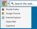 Browser Selection