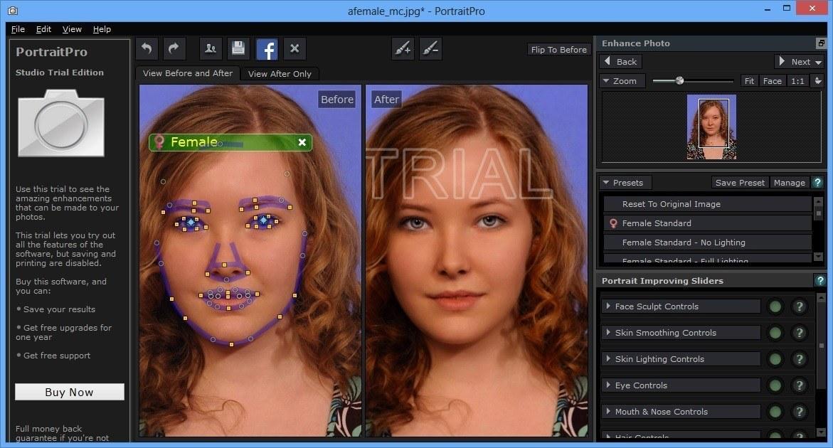 Portrait Professional Studio Serial key: