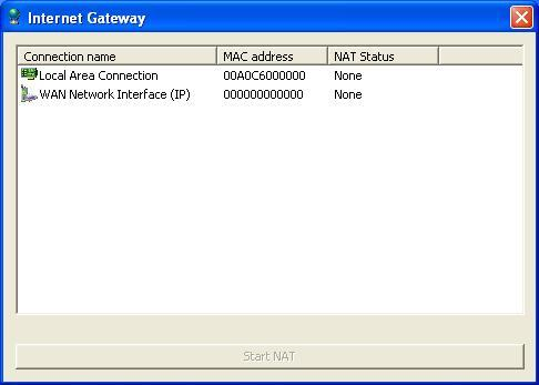 InternetGateway Window