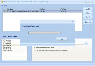 mp2 to mp3 converter mac