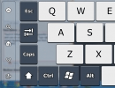 Vitual Keyboard Window