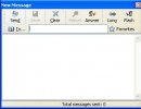 SMS window