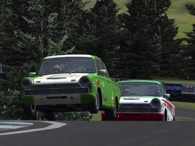 Cars Mod For Rfactor 1 0 Jump Screenshots Historic Gt Touring