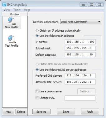 fast ip changer windows 10