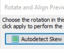 Rotate and Align preview