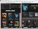 Movies Database Window