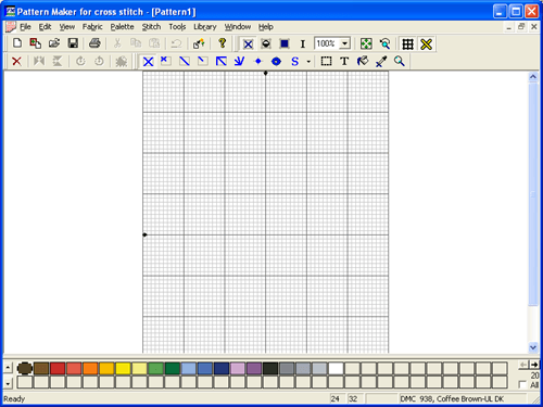 Pattern Maker for cross stitch 4.4 download for free