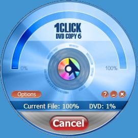 Copying a DVD