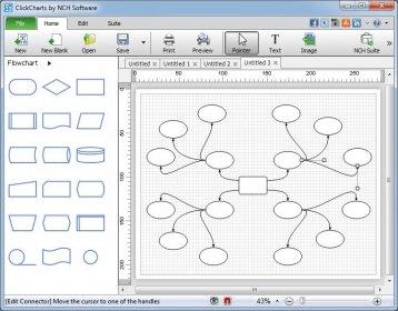 clickcharts diagram amp flowchart software download free