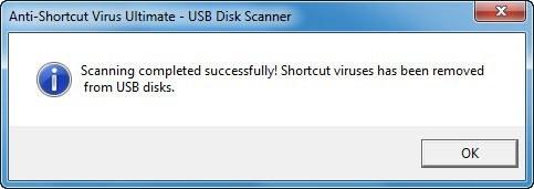 USB Disk Scanner
