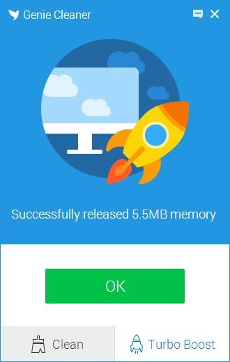 Memory Released