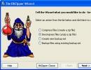 Wizard Window