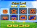 Select level