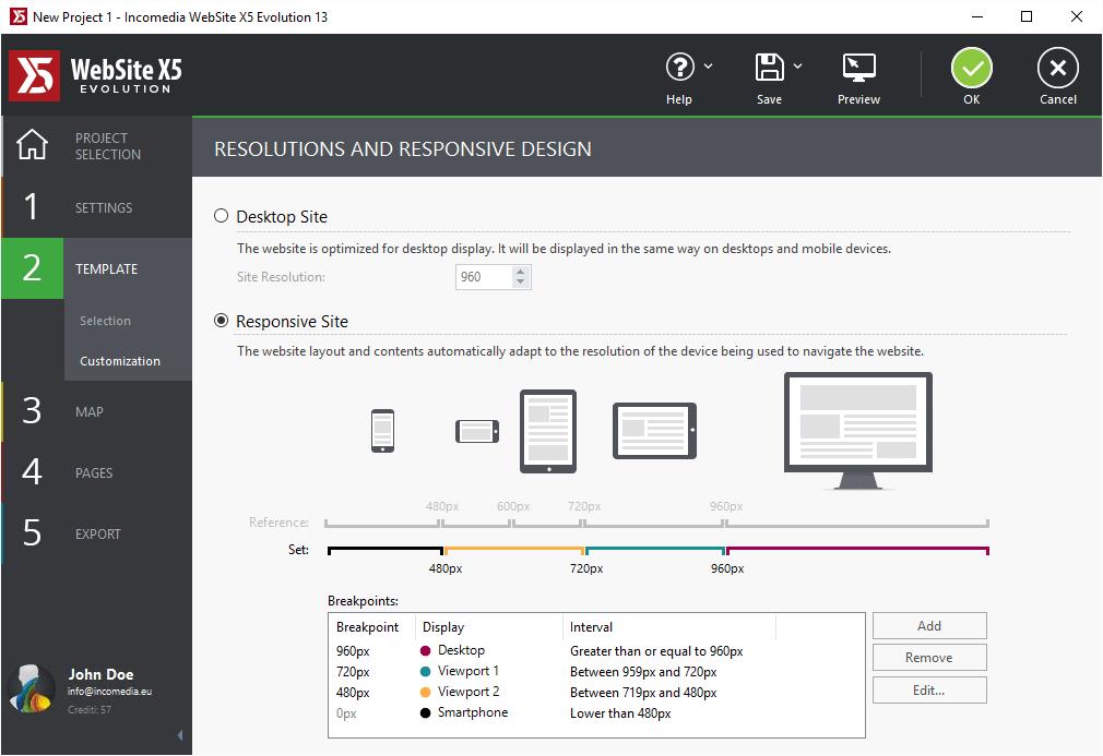 WebSite X5 Evolution 13