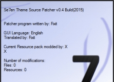 Se7en Theme Source Patcher Rus Скачать - фото 11