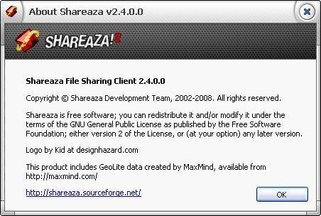 About Shareaza