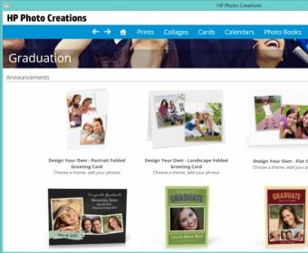 HP Photo Creations