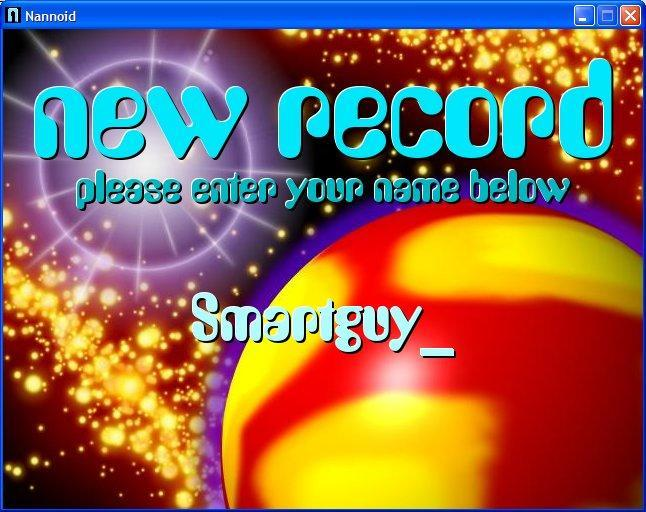 New Record