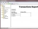 Transactions Report