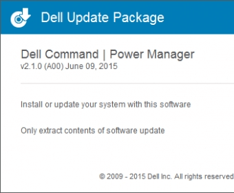 dell software update