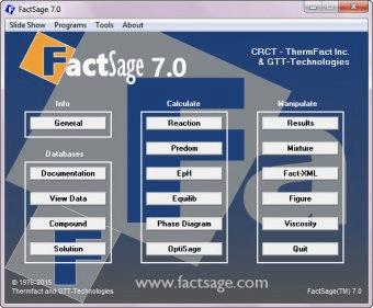 Factsage Download