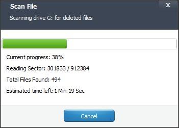 File Scanning