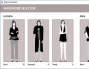 Wardrobe Selector