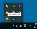 The Tray Icons