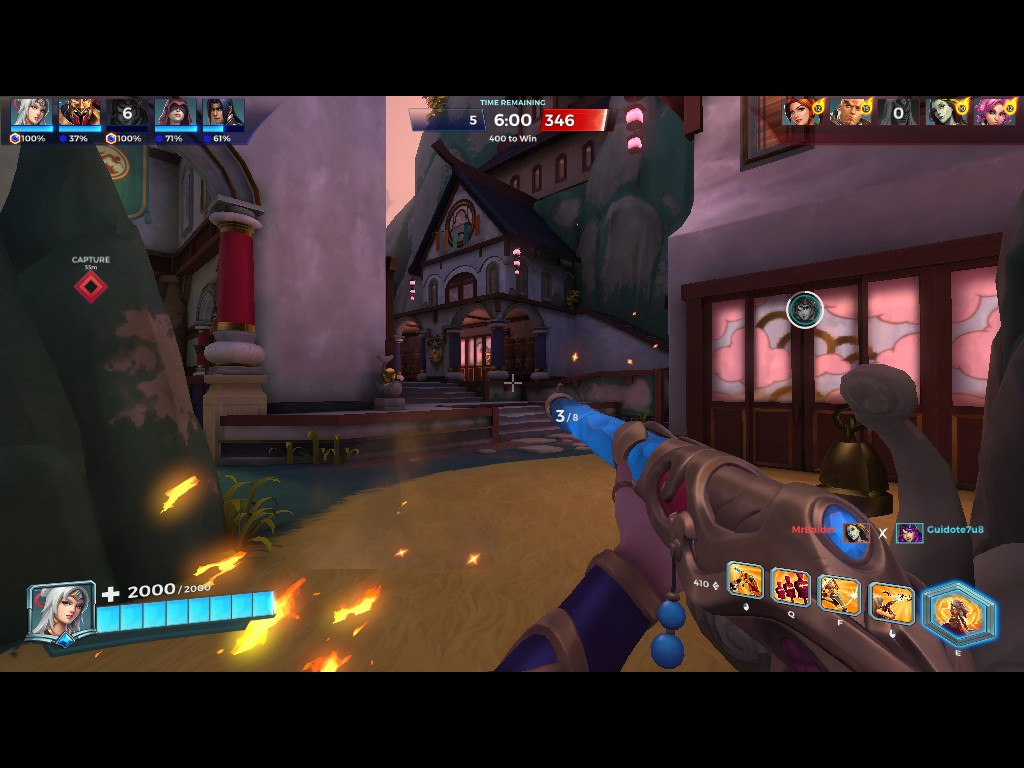 Another gameplay example