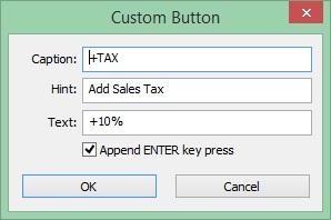 Editing Button