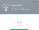 Share internet