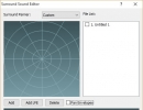 Surround sound editor