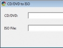 CD-DVD to ISO