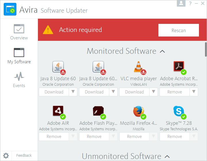 Software List