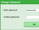 Changing Master Password