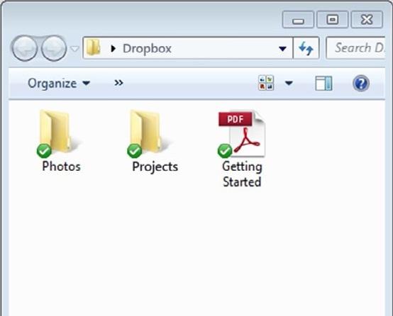 Local Folder