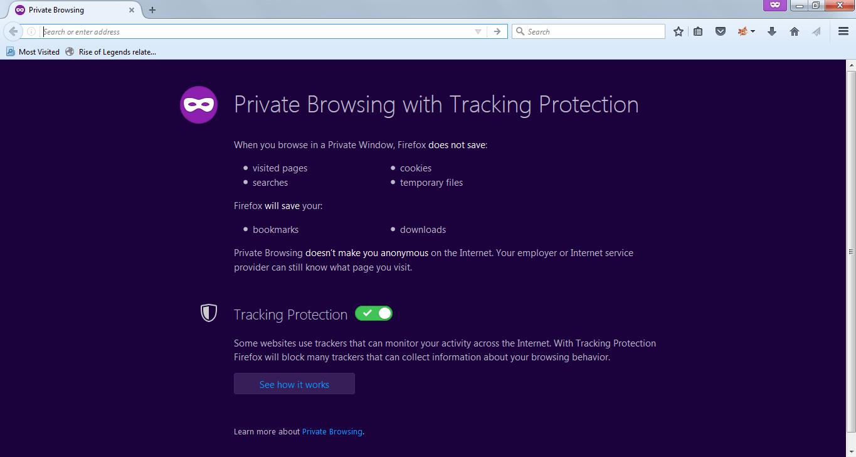 Private Screen