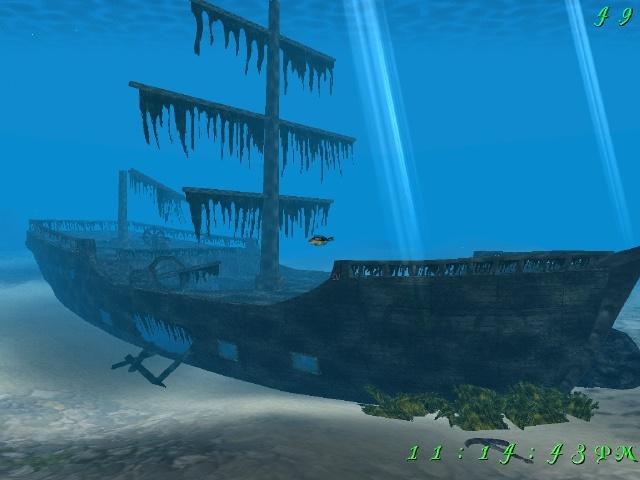 images of pirate ship 3d screensaver calto