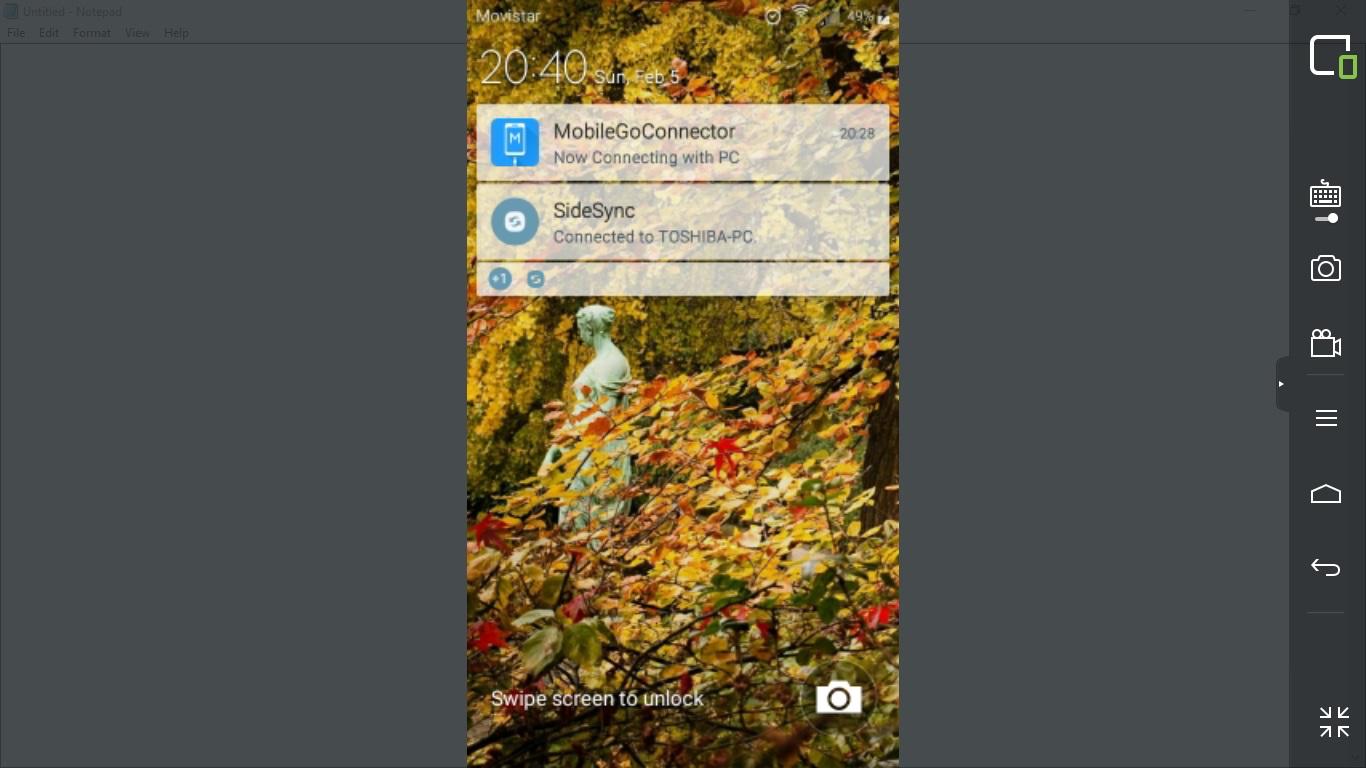 Full-Screen Mode