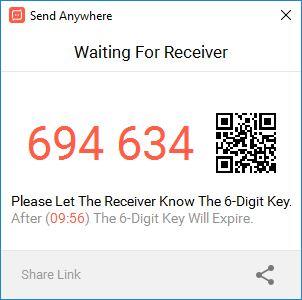 Checking Download Key