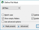 Define File Mask