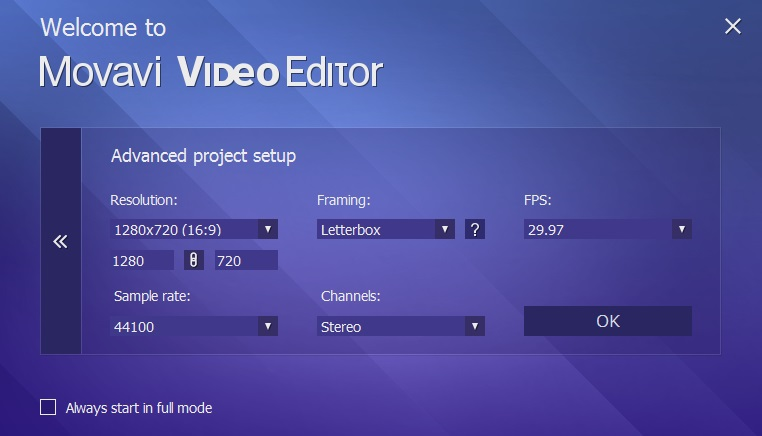 Advanced Project Setup