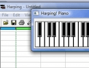 Piano keyboard support.