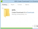 Creating 7Z File