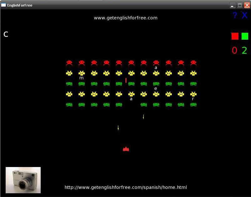 English for Free-Fruits-shooting game