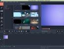 Editing Interface