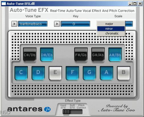 auto tune efx vst software informer screenshots. Black Bedroom Furniture Sets. Home Design Ideas