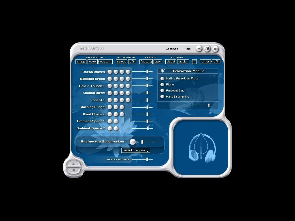 FULL Natura Sound Therapy 3 Reg Key 7063_3