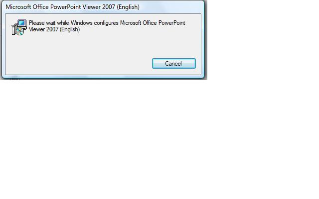 Installing Power Point