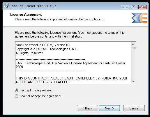 Version on contract